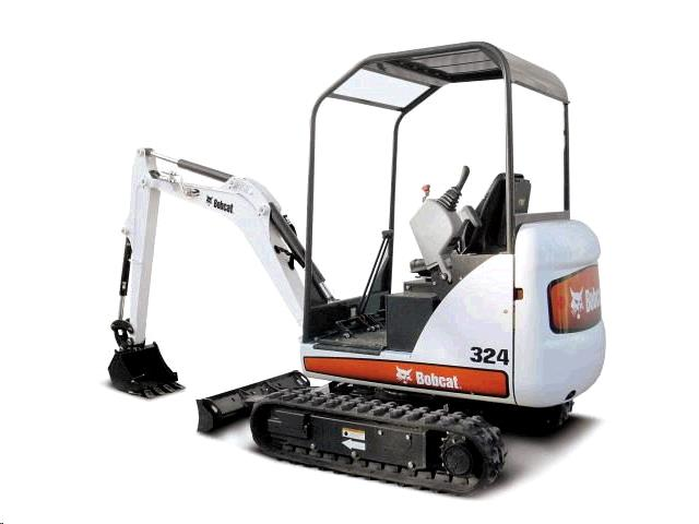 Where to find EXCAVATOR, COMPACT 3300-4300LB. in Chico