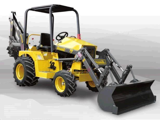 Where to find TRACTOR, TERRAMITE, BACKHOE in Chico