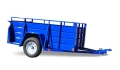 Rental store for TRAILER, UTILITY,5 X10 ,1AXLE in Chico CA