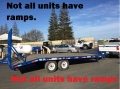 Rental store for TRAILER, DECKOVER, 2 AXLE in Chico CA